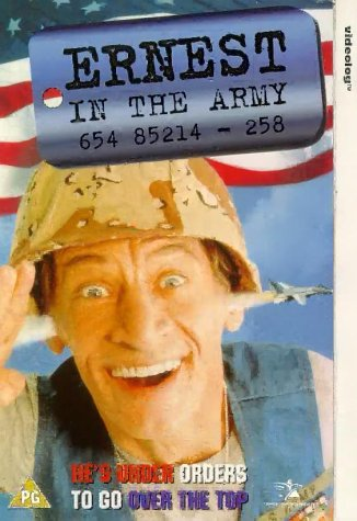 ernest-in-the-army-vhs