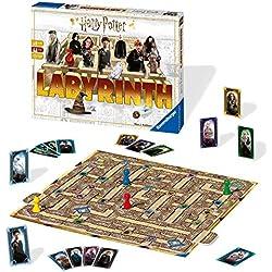Ravensburger Labyrinth Labirinto Harry Potter, Colore Néant, Norme 26031