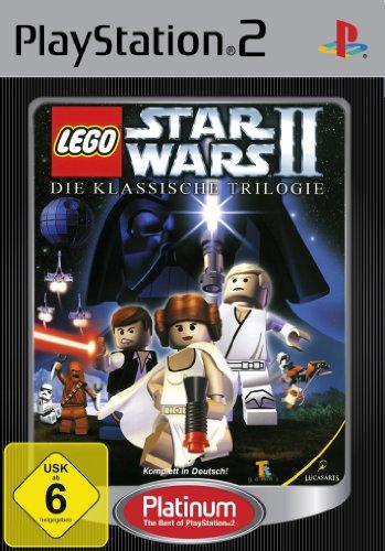 Lego Star Wars II - Die klassische Trilogie [Platinum] [Software Pyramide] (Ps2 Wars Star Spiele)