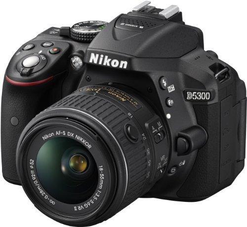 Nikon D5300 DSLR Kamera Review - 9