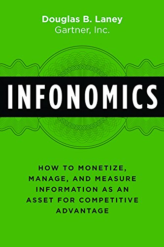 Infonomics: How to Monetize, Manage, and Measure Information as an Asset for Competitive