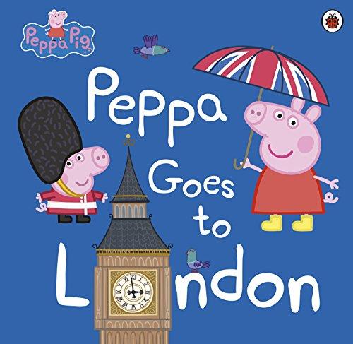 Peppa Pig: Peppa Goes to London (English Edition)