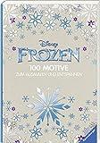 Disney Frozen - 100 Motive zum Ausmalen und Entspannen Test