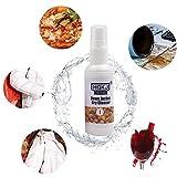 Dream-cool Hgkj Piumino detergente per Rimuovere Macchie ostinate Down Jacket Dry Wash Pulire con Asciugamano Bagnato succhiare Dirt Pulizia Spray 20ml/50ML, 50 ml