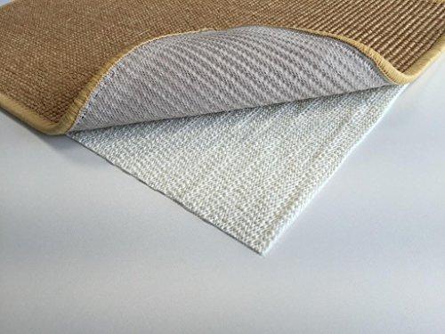 premium-antirutschmatte-teppich-unterlage-160cm-x-230cm-in-beige-zuschneidbar-fussbodenheizung-geeig