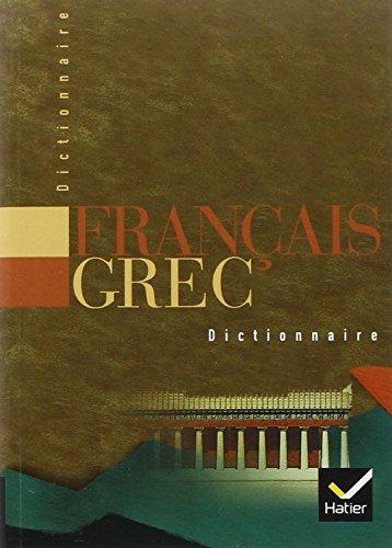 Dictionnaire français-grec par Berthaud