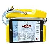 SANIT Kalkmax 500 Schnellentkalkungsgerät 0,5 bar mit Umschaltventil