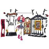 Mattel Monster High Schaurig schöne Show Rochelle Goyle und MonsterManege