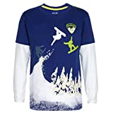 SUPERYOUNG FASHION TEE SNOW