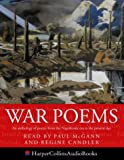 War Poems (Poetry)