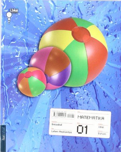 Matematika LHM 1: i.bai proiektua