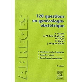 120 questions en gynécologie-obstétrique