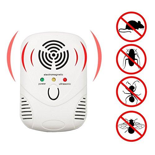 Amazing EU-Stecker elektronische Ultraschall Anti Mosquito Insekt
