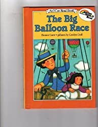 The Big Balloon Race (An I Can Read Book) by Eleanor Coerr (1981-08-01)