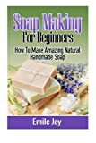 Soap Making For Beginners: How To Make Amazing Natural Handmade Soap: Volume 1 (Soap Making, How To Make Soap, Soap Making Books)