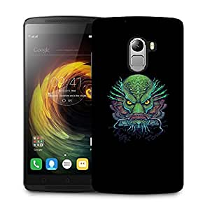 Snoogg Ugly Fish Designer Protective Back Case Cover For LENOVO K4 NOTE