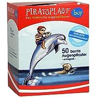 PIRATOPLAST Boy Augenpflaster extra gr.57x80 mm 50 St Pflaster preisvergleich bei billige-tabletten.eu