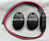 Buy World RF Motorbike Car Anti-Theft System Motorcycle Anti Theft Electronic Concealed Lock, Cut Off Oil Pump/Ignition Line,Engine stall