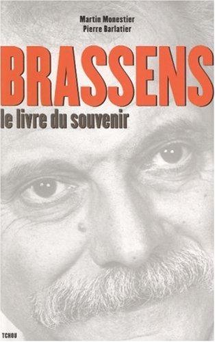Brassens : Le livre du souvenir