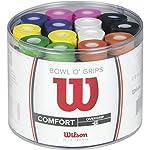Wilson Bowl Overgrips - box 50 grips