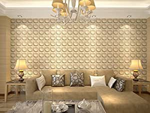 Felicity 3 d wall panels dining room living room bedroom for 3d dining room wall art