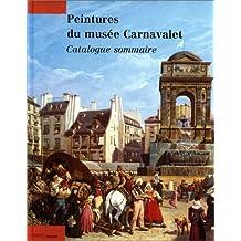 Peintures du musée Carnavalet. Catalogue sommaire