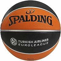 Spalding TF-150 Euroleague Basketbol Topu Turkish Airlines Euro/Turk TOPBSKSPA247