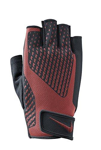 Nike Performance Herren Fitnesshandschuhe Core Lock Training Gloves 2.0 rot (500) M
