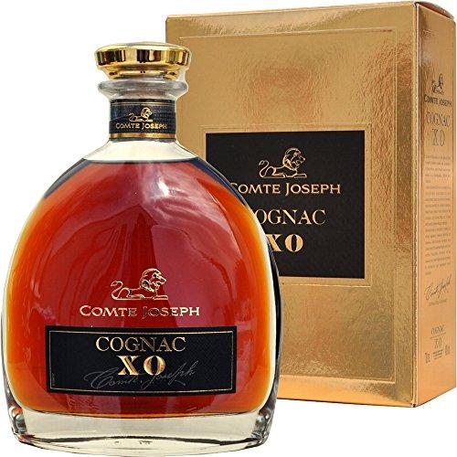 Comte Joseph Cognac XO in Geschenkverpackung Brandy (1 x 0.7 l)