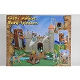 Spielzeug Ritterburg Ritter Figuren Pferde Turm Zubehör