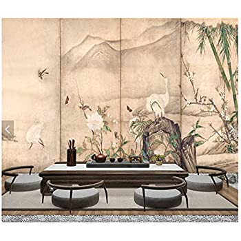 Tapeten Japanisches Design Fototapete Wandbild 3D Tapete