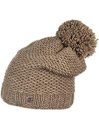 Lierys Pargas Oversizemütze für Damen Wintermütze Strickmützen Damenmütze mit Futter, Oversize, mit Futter, Oversize Herbst Winter
