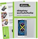 Honor 6X Schutzfolie - 6x dipos Displayschutzfolie Folie matt