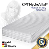 Traumland HydroVital-Spa 7 Zonen Premium Kaltschaum Comfort Plus Memory Matratze, Wendematratze 7 & 11 Zonen, Härtegrad H2, H3, H2 & H3 und Größe Wählbar