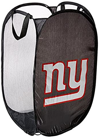 New York Giants Team Logo Laundry Hamper