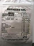 AXENIC Lámina de Polvo de 20 g de Bronce, 99% flavonoidal, extracto de graffitis