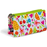 estuche escolar triple CHERRIES