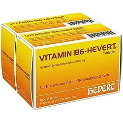 VITAMIN B6 Hevert Tabletten 200 St Tabletten