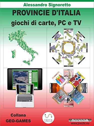 provincie d italia gioco di carte pc e tv italian edition ebook