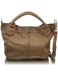 422e88620c802c Liebeskind Berlin Tasche Shopper Henkeltasche Lina aus Leder in braun