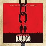 Django unchained : bande originale de film / Quentin Tarantino, Luis Bacalov, Ennio Morricone, Anthony Hamilton, Riz Ortolani | Tarantino, Quentin (1963-....). Éditeur scientifique