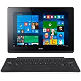 "Acer Switch 10E PC Portable 2-en-1 Tactile 10"" Blanc (Intel Atom, 2 Go de RAM, SSD 64 Go, Windows 10 Home) + Microsoft Office 365"