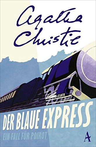 Buchcover Der blaue Express: Ein Fall für Poirot