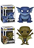 FunkoPOP Gargoyles: Bronx + Lexington - Stylized Action Vinyl Figures Set