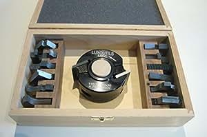 coffret porte outils 40mm 13 jeux de fers 40 mm pour. Black Bedroom Furniture Sets. Home Design Ideas
