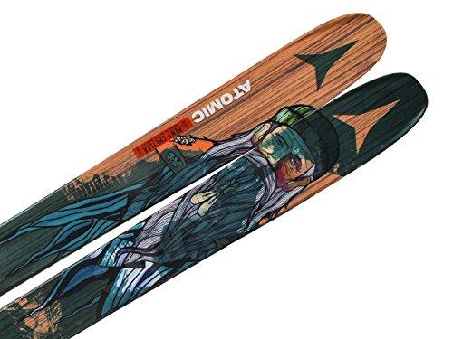 Ski Atomic Backland Bent Chetler Muco 2017 – Länge 185 cm - 2