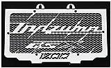 Kühlerverkleidung/Kühlerabdeckung 1200 GSX Inazuma + silberiges Shutzgitter