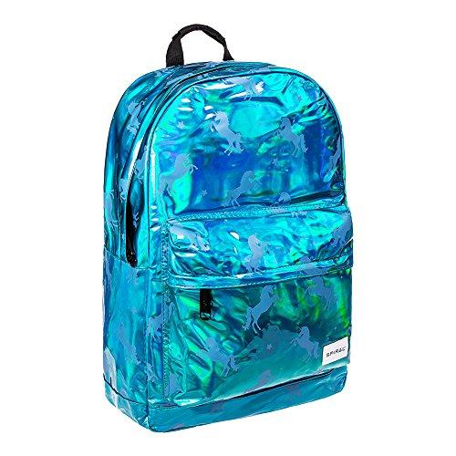 SPIRAL OG Backpack Blue Unicorn Schoolbag 1316-OG Rucksack SPIRAL OG Bags