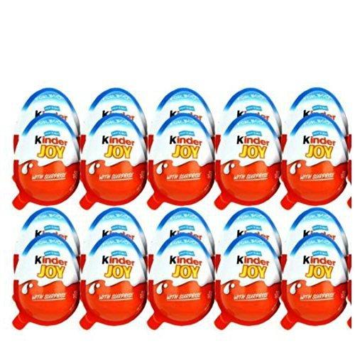 6f0a55d37433 Kinder surprise eggs le meilleur prix dans Amazon SaveMoney.es