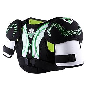D DOLITY Hockey Schulterschutz Schulterpolster Schutzausrüstung